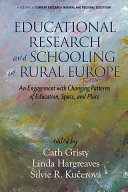Educational Research and Schooling in Rural Europe