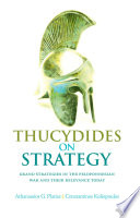Thucydides on Strategy Book