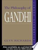 The Philosophy Of Gandhi