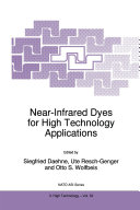 Near Infrared Dyes for High Technology Applications