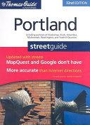 The Thomas Guide Portland Street Guide