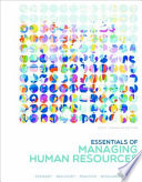 Essentials of Managing Human Resources