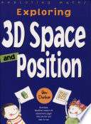 Exploring 3d Space And Position Lower Primary 1