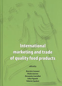 International Marketing and Trade of Quality Food Products