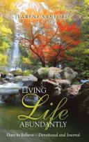 Living Life Abundantly Pdf/ePub eBook