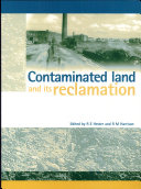 Pdf Contaminated Land and Its Reclamation