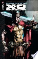X O Manowar Vol 13 Succession Other Tales Tpb Book