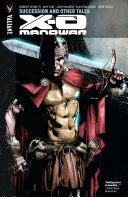 X O Manowar Vol  13  Succession   Other Tales TPB