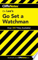 Go Set A Watchman [Pdf/ePub] eBook