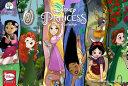 Disney Princess Comic Strips Collection
