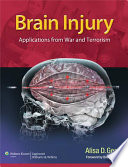 Brain Injury  Applications from War and Terrorism Book