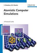 Atomistic Computer Simulations