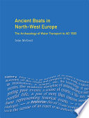 Ancient Boats In North West Europe Book PDF