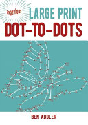 Ingenious Large Print Dot To Dots