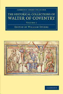 The Historical Collections of Walter of Coventry