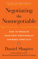 Negotiating the Nonnegotiable Pdf/ePub eBook