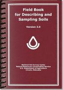 Field Book for Describing and Sampling Soils