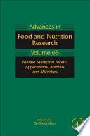 Marine Medicinal Foods Book PDF