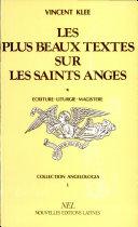 Les plus beaux textes sur les saints anges