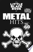 Little Black Songbook of Metal Hits