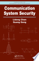 Communication System Security Book PDF