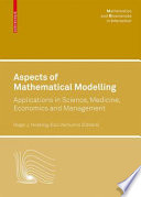 Aspects of Mathematical Modelling Book