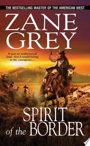 [pdf - epub] Spirit of the Border - Read eBooks Online