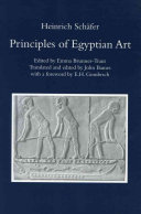 Cover of Principles of Egyptian Art
