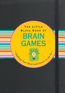 Little Black Book of Brain Games