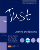 Just Listening and Speaking