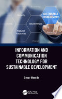 Information and Communication Technology for Sustainable Development Book