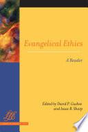 Evangelical Ethics Book