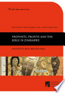 Prophets Profits And The Bible In Zimbabwe
