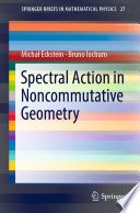 Spectral Action in Noncommutative Geometry
