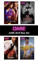 Pdf Harlequin Dare June 2018 Box Set