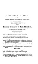 Annual Report of the Chamber of Commerce of the State of New York  for the Year