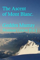 The Ascent of Mont Blanc