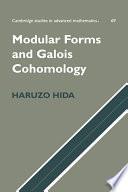 Modular Forms and Galois Cohomology
