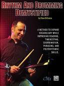Rhythm and Drumming Demystified