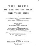 The Birds of the British Isles and Their Eggs  Families Anatidae to Tetraonidae