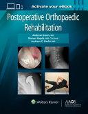 Postoperative Orthopaedic Rehabilitat