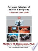 Advanced Principles of Success   Prosperity Book