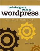 Web Designer's Guide to WordPress Pdf/ePub eBook