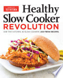 Healthy Slow Cooker Revolution Book PDF