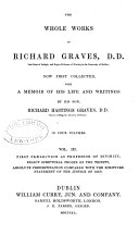 The Whole Works of Richard Graves