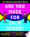 Are You Made for Each Other
