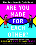 Are You Made for Each Other? Book