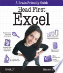 Head First Excel Book