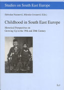 Childhood in South East Europe