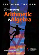 Bridging the Gap Between Arithmetic   Algebra